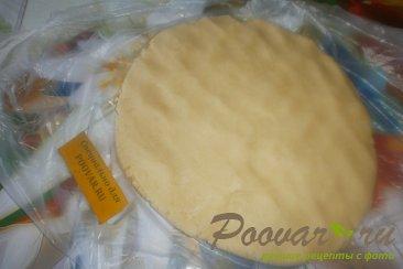 Пирог яблочный из песочного теста Шаг 4 (картинка)