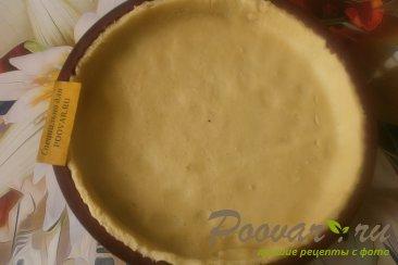 Пирог яблочный из песочного теста Шаг 9 (картинка)