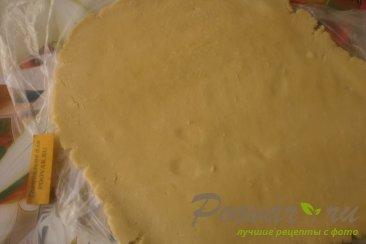 Пирог яблочный из песочного теста Шаг 8 (картинка)