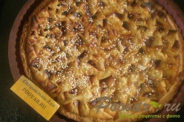 Пирог яблочный из песочного теста Шаг 11 (картинка)