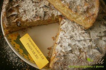 Пирог яблочный из песочного теста Шаг 13 (картинка)