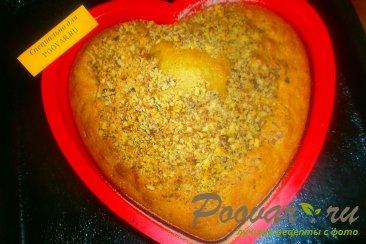 Лимонный пирог с орехами Шаг 9 (картинка)