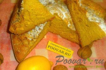 Лимонный пирог с орехами Шаг 11 (картинка)