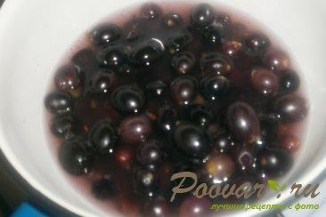 Виноградное желе с орехами Шаг 3 (картинка)