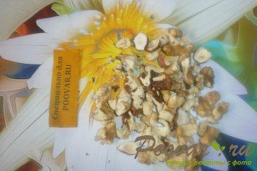Виноградное желе с орехами Шаг 9 (картинка)