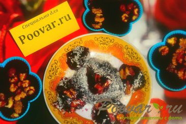 Виноградное желе с орехами Шаг 12 (картинка)