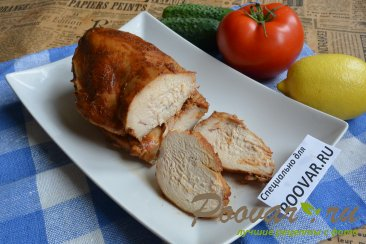 Куриная грудка в фольге в духовке Шаг 10 (картинка)