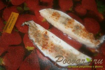 Зубатка с овощами в духовке Шаг 7 (картинка)