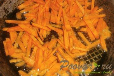 Зубатка с овощами в духовке Шаг 4 (картинка)