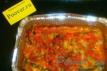Зубатка с овощами в духовке Шаг 16 (картинка)