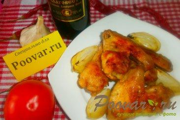 Куриные крылышки с вином Шаг 12 (картинка)