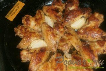 Куриные крылышки с вином Шаг 11 (картинка)