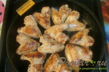Куриные крылышки с вином Шаг 9 (картинка)