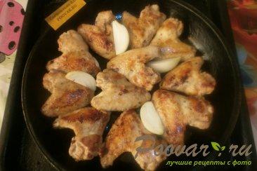 Куриные крылышки с вином Шаг 10 (картинка)