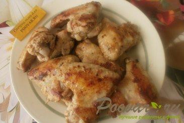 Куриные крылышки с вином Шаг 8 (картинка)