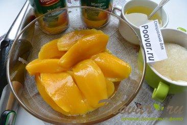 Чизкейк с манго Шаг 12 (картинка)