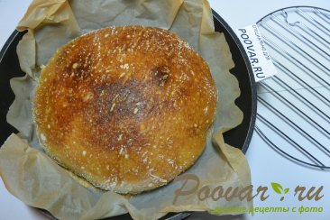 Хлеб без замеса Шаг 14 (картинка)