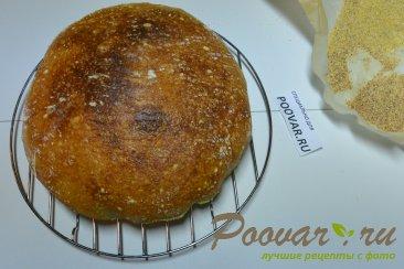 Хлеб без замеса Шаг 15 (картинка)