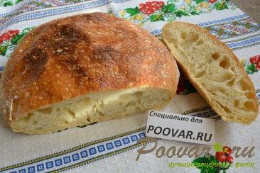 Хлеб без замеса Изображение