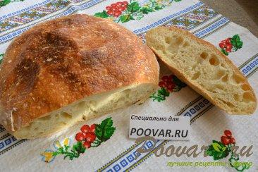 Хлеб без замеса Шаг 17 (картинка)