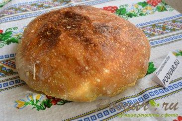 Хлеб без замеса Шаг 16 (картинка)