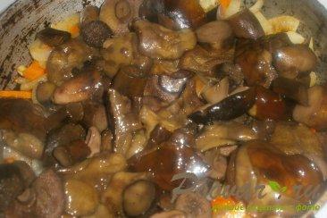 Жареные польские грибы с луком и морковью Шаг 13 (картинка)