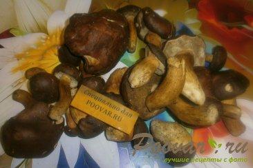 Жареные польские грибы с луком и морковью Шаг 2 (картинка)