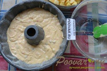Творожный кекс с яблоками на соке Шаг 10 (картинка)