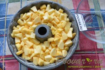 Творожный кекс с яблоками на соке Шаг 11 (картинка)