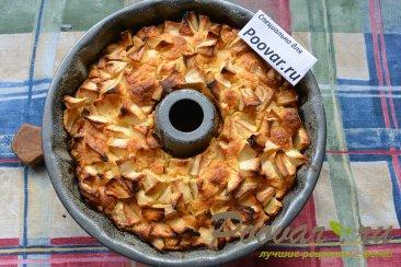 Творожный кекс с яблоками на соке Шаг 12 (картинка)