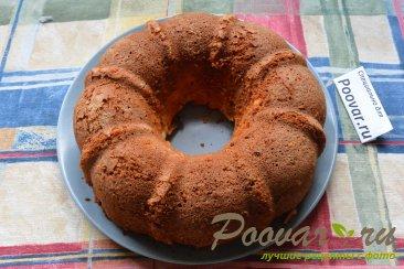 Творожный кекс с яблоками на соке Шаг 13 (картинка)