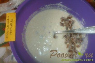 Пирог с творогом, курагой и цукатами Шаг 7 (картинка)
