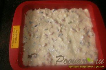 Пирог с творогом, курагой и цукатами Шаг 13 (картинка)
