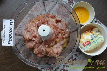 Куриная домашняя колбаса в пищевой пленке Шаг 4 (картинка)