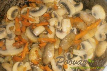 Грибной суп с шампиньонами Шаг 11 (картинка)