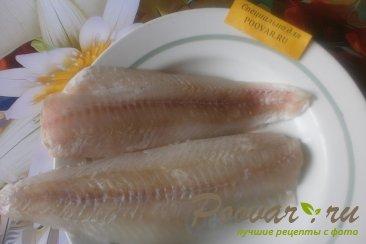 Рыба в лаваше запечённая в духовке Шаг 1 (картинка)