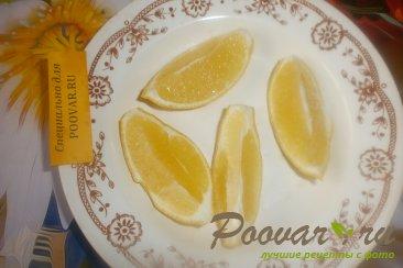 Сырое варенье из лимона с мёдом и сухофруктами Шаг 2 (картинка)