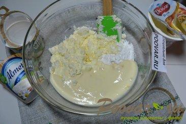 Легкий чизкейк без выпечки с манго Шаг 5 (картинка)