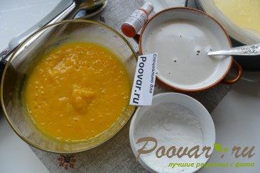 Легкий чизкейк без выпечки с манго Шаг 15 (картинка)