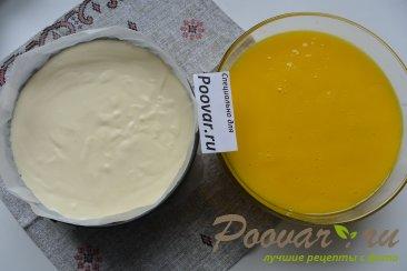 Легкий чизкейк без выпечки с манго Шаг 16 (картинка)