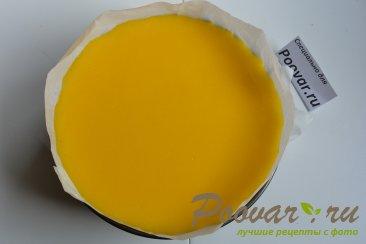 Легкий чизкейк без выпечки с манго Шаг 17 (картинка)