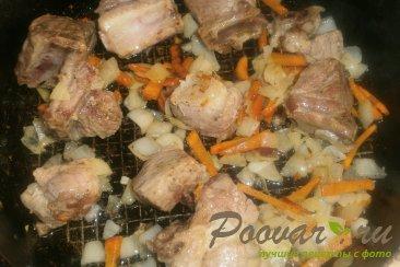 Пшённая каша со свиными рёбрышками Шаг 10 (картинка)