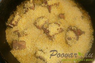 Пшённая каша со свиными рёбрышками Шаг 14 (картинка)