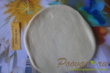 Киш с сыром и зелёным горошком Шаг 9 (картинка)