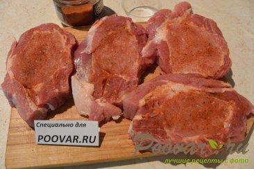Тушеная картошка с мясом в мультиварке Шаг 2 (картинка)