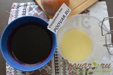 Постные маффины с тыквой на соке Шаг 4 (картинка)
