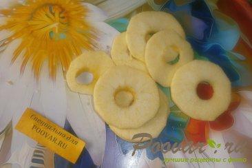 Банановые оладьи с яблоками Шаг 10 (картинка)