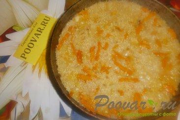 Постная пшеничная каша с луком и морковью Шаг 12 (картинка)