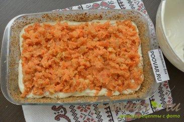 Заливной пирог с картофелем и мясом Шаг 14 (картинка)
