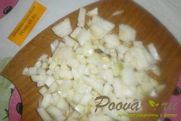 Пирог из теста фило с сыром и помидорами Шаг 2 (картинка)